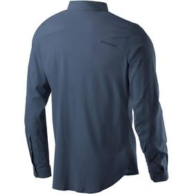 Houdini Waft Shirt Men tide blue